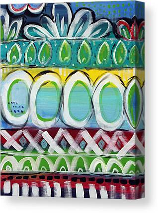 Fiesta Canvas Prints