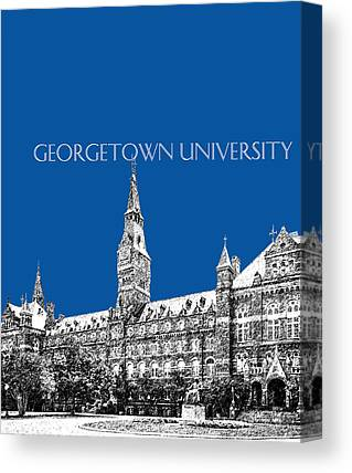 Georgetown Canvas Prints