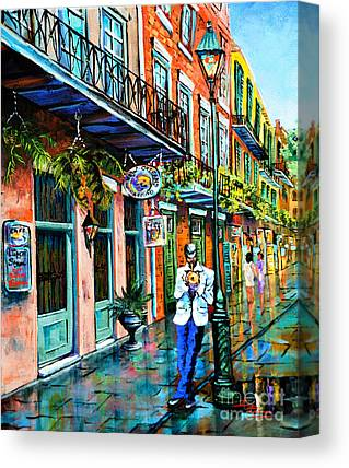 Jackson Square Canvas Prints