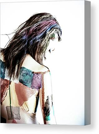 Thought Wild Canvas Prints