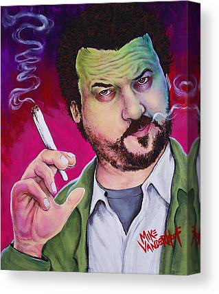 Eastbound And Down Canvas Prints