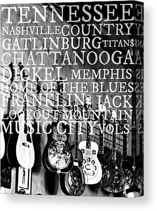 Franklin Tennessee Photographs Canvas Prints