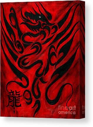 Roz Barron Abellera Canvas Prints