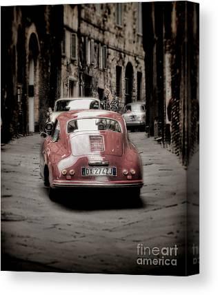 Sienna Italy Photographs Canvas Prints