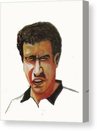 Younes El Aynaoui Canvas Prints