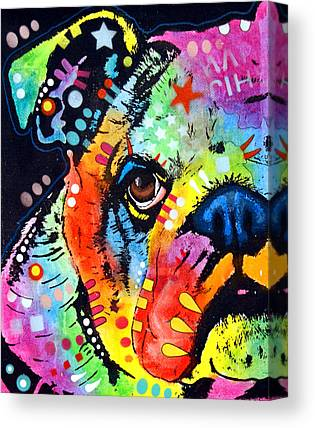 Pity Paintings Canvas Prints
