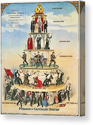 Political Acts Canvas Prints
