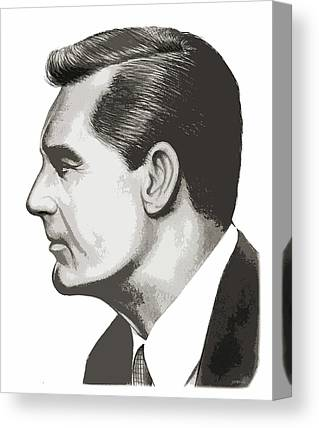 Cary Grant Canvas Prints