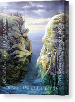 Discernment Canvas Prints