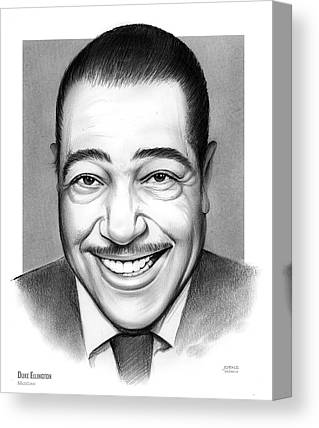 Designs Similar to Duke Ellington 2 by Greg Joens