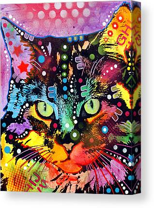 Maine Coon Canvas Prints