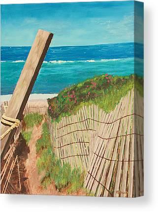 Cynthia Morgan Canvas Prints