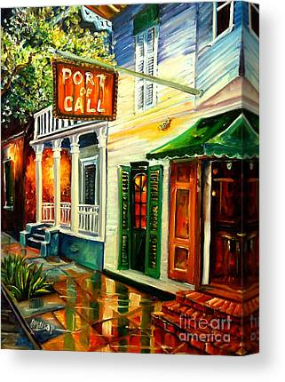 Grills Canvas Prints