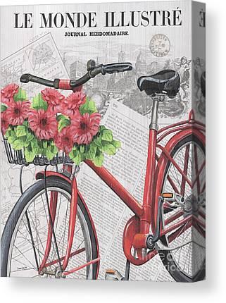 Pedal Canvas Prints