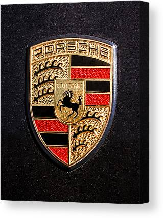 Emblem Canvas Prints