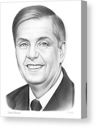 Republican Politicians Canvas Prints