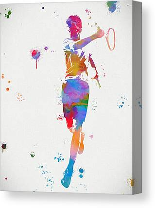 Andre Agassi Canvas Prints
