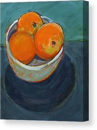 Fruit Bowl Canvas Prints