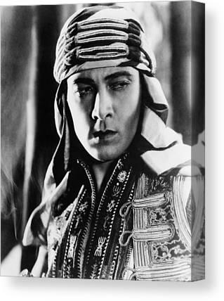 Arabian Attire Canvas Prints