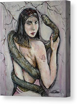Venemous Snakes Canvas Prints