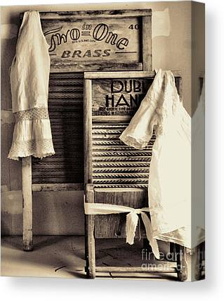 Old Washboards Paintings Canvas Prints
