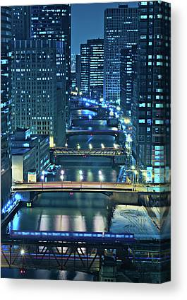 Elevated Canvas Prints