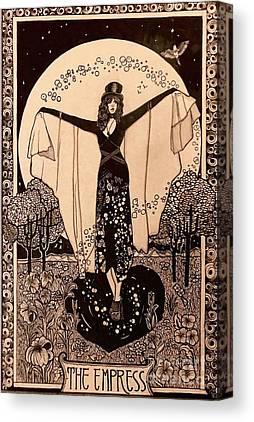 Wicca Canvas Prints