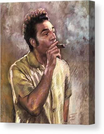 Cigars Canvas Prints