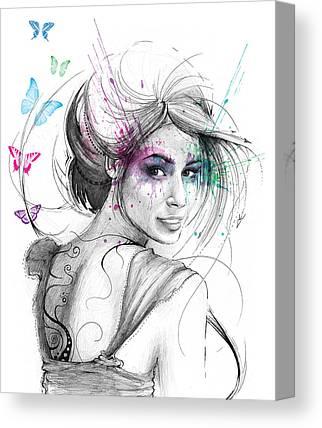 Fairy Canvas Prints