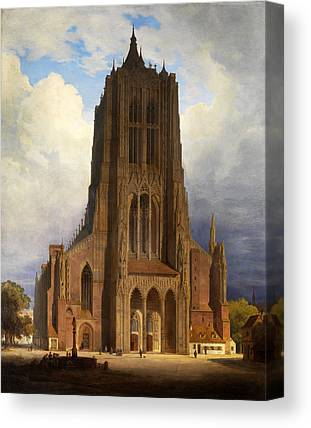 Ulm Minster Canvas Prints