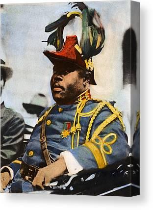 Marcus Garvey Canvas Prints | Fine Art America