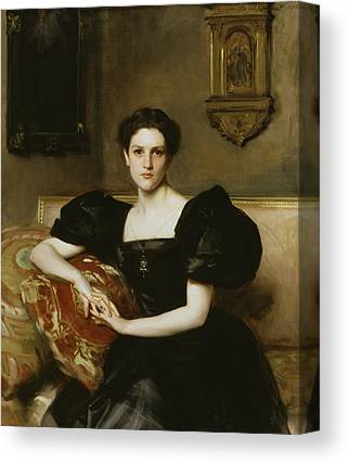 John Singer Sargent Canvas Prints