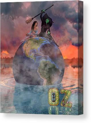 Designs Similar to Wickedful Oz by Betsy Knapp