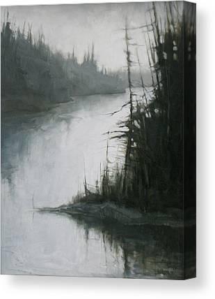 Mary Jo Van Dell Canvas Prints