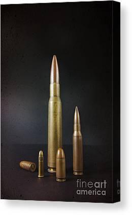 Bullet Canvas Prints