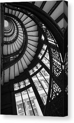 The Rookery Canvas Prints