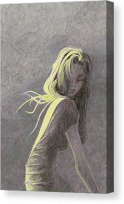 Limelight Drawings Canvas Prints