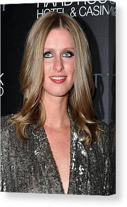 Nicky Hilton Canvas Prints