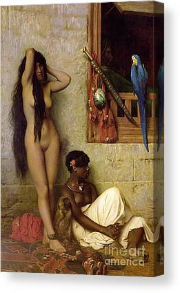Prostitutes Paintings Canvas Prints