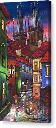 Czech Republic Canvas Prints