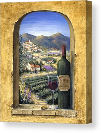 Chateau Canvas Prints