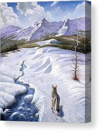 Authentic Inspiration Digital Art Canvas Prints
