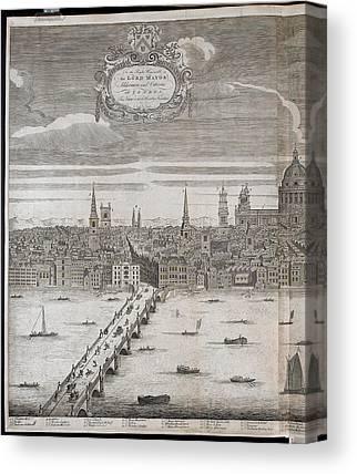 1750s Canvas Prints