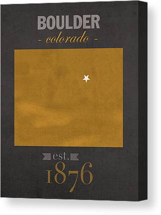 Colorado State University Canvas Prints