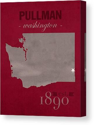 Washington State University Canvas Prints
