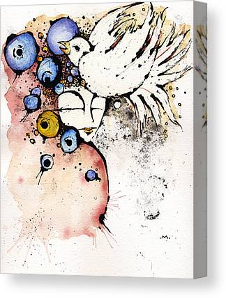 Lyrice Canvas Prints