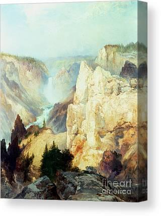 Southern Rock Canvas Prints