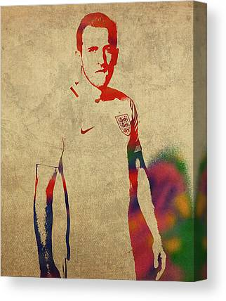 Harry Kane Canvas Prints