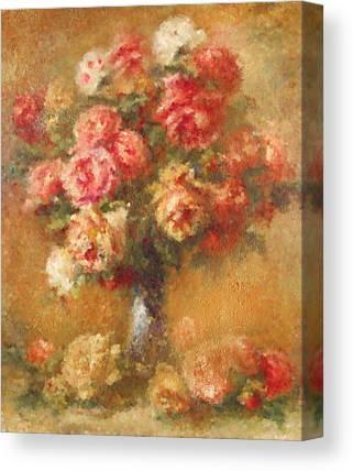 Renoir Mixed Media Canvas Prints