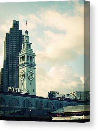California Photographs Canvas Prints
